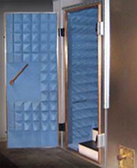 RF Anechoic Chamber Door