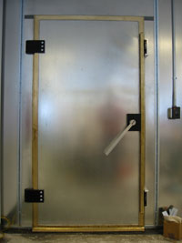 RF Shielded Door